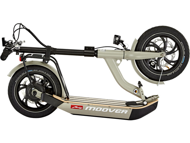 Metz Moover E-Scooter grey